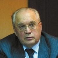 Академик РАН ректор Московского университета В.А.Садовничий